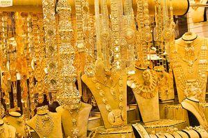 Nếu thích cảm giác mua vàng tính bằng cân, bạn nhất định phải đến nơi này
