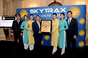Vietnam Airlines đạt chứng chỉ quốc tế 4 sao lần thứ 3: Trải nghiệm sự khác biệt