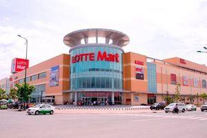 'Thượng đế' lăn tăn khi gửi xe tại Lotte Mart để vào siêu thị này mua sắm