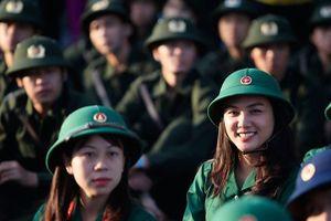 Nhiều thí sinh điểm thi vượt trội ở Sơn La có nguyện vọng thi vào trường công an, quân đội