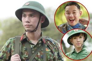 Đại Nhân nói về Sao nhập ngũ: 'Phải đợi xem mình có giống anh Long Nhật như Thanh Duy nói không'