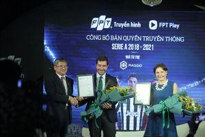 FPT mang Ronaldo và Serie A đến với khán giả Việt Nam