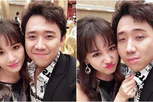 Trấn Thành xúc động vì cưới nhau hơn hai năm mới có cảm giác Hari Won 'làm vợ'
