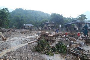 Thêm một thi thể nạn nhân được tìm thấy sau trận lũ kinh hoàng ở Văn Chấn- Yên Bái