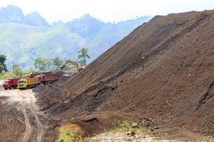 Thép Việt Trung 'xin' được xuất khẩu 200 nghìn tấn quặng sắt sang Trung Quốc
