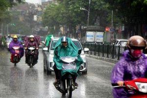 Ngày 24/7, Bắc Bộ sẽ có mưa lớn và gió giật mạnh