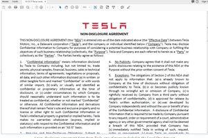 Hàng loạt công ty sản xuất ô tô Ford, Tesla, Toyota bị lộ bí mật thương mại