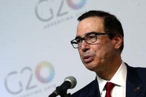 Giữa căng thẳng chiến tranh thương mại, G20 kêu gọi đàm phán