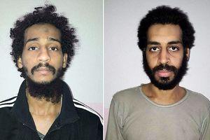 Anh muốn xét xử 2 tay súng IS người Anh ở quốc gia thích hợp nhất