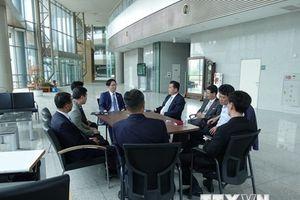 Hàn Quốc cân nhắc mở văn phòng thường trực tại hai miền Triều Tiên