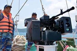Lộ diện vũ khí tối tân trên tàu Lê Quý Đôn