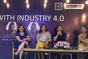 Phái đẹp với Cách mạng Công nghiệp 4.0