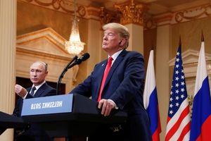 Trump: Tôi không nhượng bộ bất kỳ điều gì với ông Putin