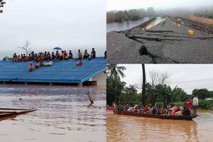 Đập thủy điện Lào bị vỡ nằm trong dự án liên doanh công ty Hàn Quốc - Lào - Thái Lan