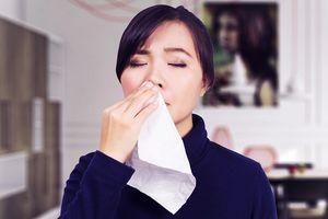 Những lưu ý khi dùng thuốc thảo dược điều trị viêm mũi, viêm xoang khi chuyển mùa, thay đổi thời tiết