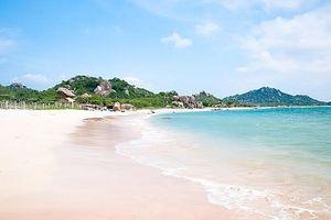 Quảng Ninh: Bãi tắm Vàn Chảy, huyện Cô Tô đạt tiêu chuẩn bãi tắm du lịch