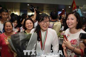 Gặp gỡ nữ sinh Việt Nam có điểm thi cao nhất Olympic Sinh học quốc tế 2018