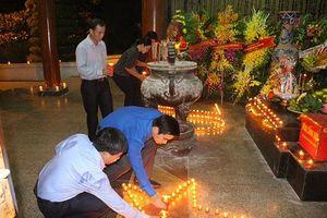 Trang trọng Lễ giỗ mười nữ Liệt sỹ thanh niên xung phong Ngã ba Đồng Lộc
