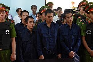 Các bị cáo gây rối ở Bình Thuận nhận tội và xin được giảm nhẹ hình phạt
