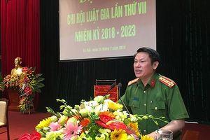 Chi hội Luật gia CATP Hà Nội góp phần tích cực đảm bảo an ninh trật tự trên địa bàn Thủ đô