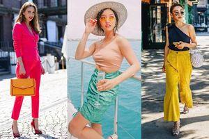 Instagram tuần qua: Ngập tràn những trang phục màu sắc rực rỡ nổi bật