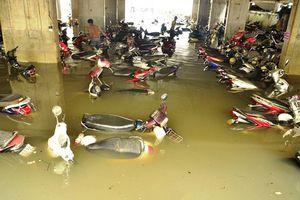 Cẩn trọng 'điểm đen' ngập lụt