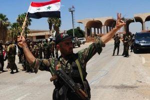 Quân đội Syria đánh bại phiến quân khỏi nhiều làng mạc và thị trấn biên giới Quneitra