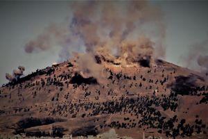 'Hổ Syria' xung trận nghiền nát thánh chiến, chiếm cao điểm buộc địch đầu hàng