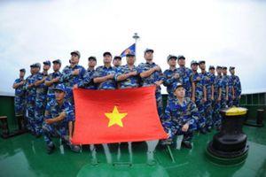 Nên quy định Cảnh sát biển thuộc lực lượng vũ trang nhân dân