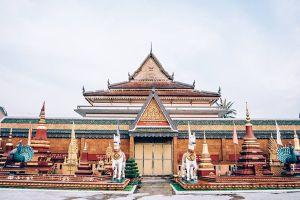 Khám phá Vương quốc Campuchia tuyệt đẹp