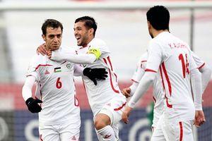 U23 Palestine mang đội hình mạnh dự Giải bóng đá quốc tế U23 - Cup Vinaphone 2018