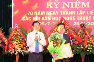 Quảng Trị: Kỷ niệm 70 năm ngày thành lập Liên hiệp các Hội Văn học Nghệ thuật Việt Nam