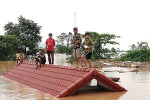 Vụ vỡ đập thủy điện ở Lào: Đã tìm được thi thể 28 người, vẫn còn hơn 100 người mất tích