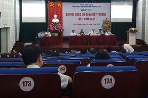 Đại hội đồng cổ đông bất thường ACV: Ông Lê Mạnh Hùng không còn là Thành viên HĐQT