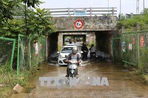 Quân đội tiếp tục nỗ lực giúp dân khắc phục hậu quả mưa lũ