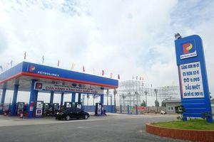 'Nhái' cả thương hiệu… xăng dầu