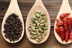 Các loại gia vị tốt nhất cho sức khỏe của bạn