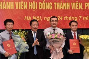 Ngân hàng Nhà nước bổ nhiệm nhiều nhân sự mới cho VAMC