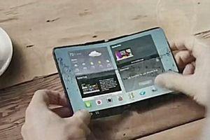 Điện thoại màn hình gập của Samsung có thể ra mắt vào năm sau