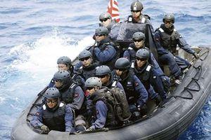 Tập trận đa quốc gia tại Nhật về ngăn chặn vận chuyển vũ khí trên biển