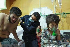 Mỹ áp đặt trừng phạt liên quan đến vũ khí hóa học Syria