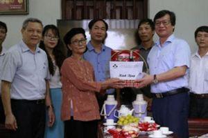Công ty Supe Lâm Thao chămchút từng bữa ăn cho người lao động