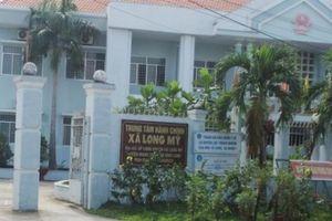 Một chủ tịch xã ở Vĩnh Long bị khởi tố vì tham ô trong xây dựng
