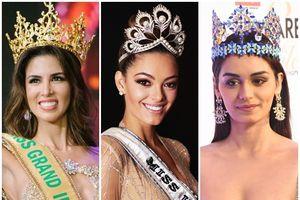 Đại chiến 'Hoa hậu của các hoa hậu 2017' nóng hơn bao giờ hết với sự tranh ngôi của 8 mỹ nữ tuyệt trần