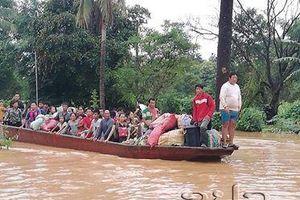 Thảm họa vỡ đập thủy điện ở Lào: 19 thi thể được tìm thấy, hàng nghìn người chờ cứu hộ