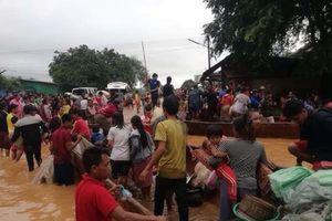 Bộ trưởng Bộ TN&MT: Thủy điện bị vỡ tại Lào chưa làm dâng nước lớn phía Việt Nam