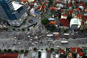 Hàng loạt giải pháp giãn dân nội đô