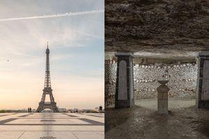 Điều gì ẩn nấp bên dưới những điểm du lịch lớn nhất châu Âu?