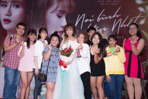 Dàn sao Việt dự ra mắt MV 'Nơi bình yên nhất' của Anie Như Thùy