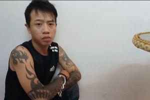 Huế: Liên tục bắt giữ kẻ tàng trữ trái phép ma túy